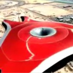 Ferrari World Abu Dhabi today opening