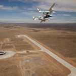 First commercial spaceport in New Mexico desert (video)
