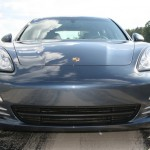 Porsche: all electric Panamera