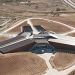 Faustino Winery Project in Spain