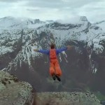 Base Jump de Folie