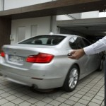 BMW Remote Controlled Parking