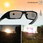 Dynamic Eye Sunglasses Block the sun