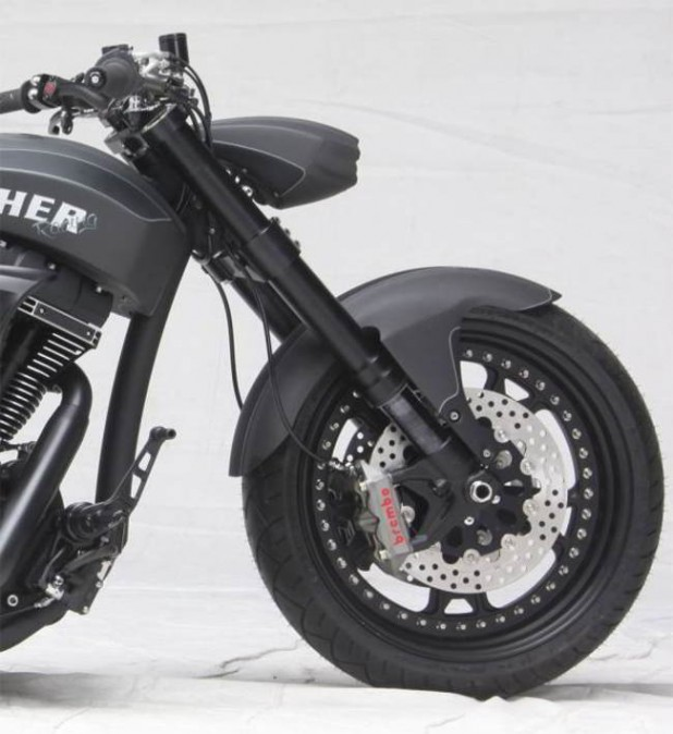 Erbacher The One Motorcycle Wordlesstech