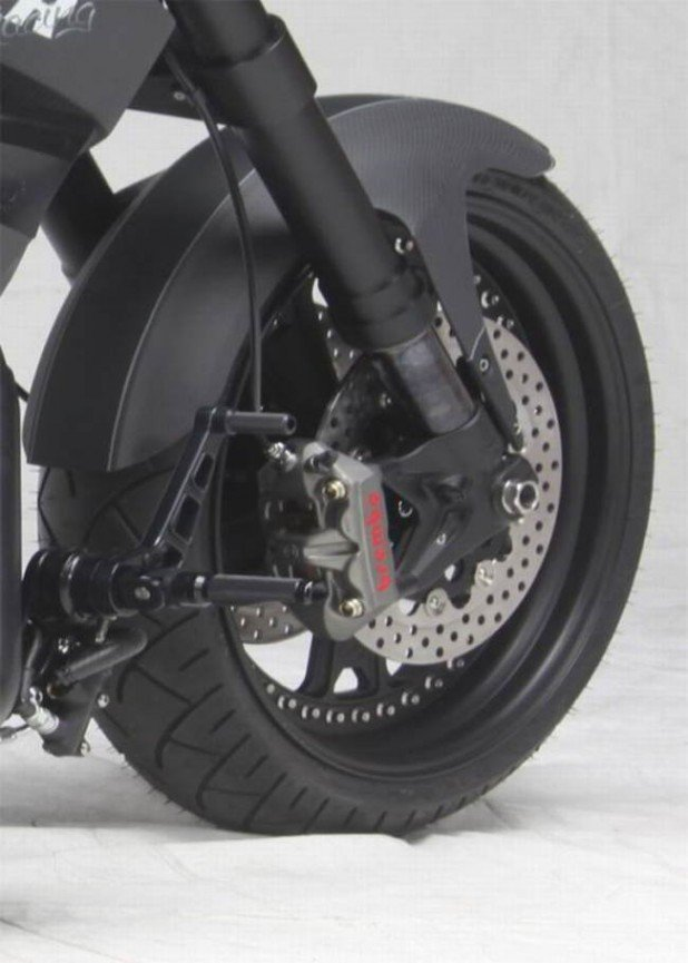 Wordlesstech Erbacher The One Motorcycle