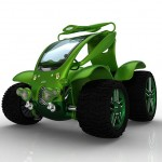 Grasshopper Electric off Road Vehicle
