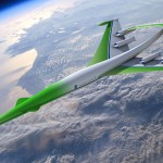 Green Machine Concept Supersonic Plane