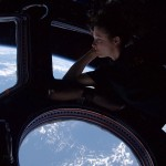 Romantic in Space: Home from Above