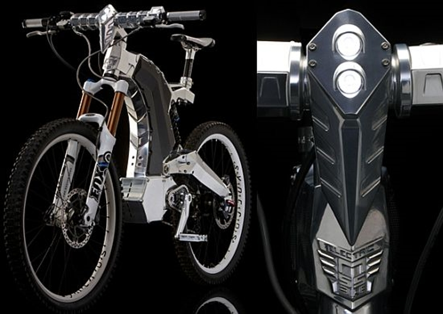 Hybrid Electric Bicycle