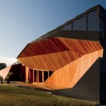 Letterbox House in Blairgowrie Australia