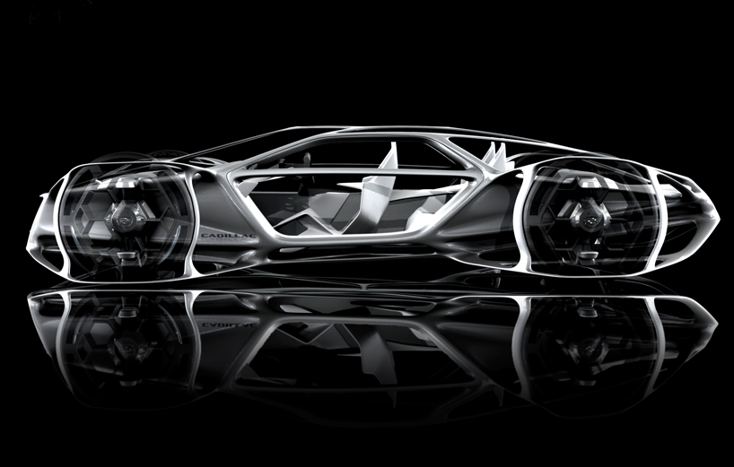 Design Concepts Wallpaper : Lightweight cadillac aera concept wordlesstech