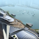 Marina Bay Sands Hotel in Singapore