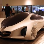 Mercedes Biome Concept Lightweight Car