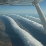 Morning Glory Clouds Over Australia