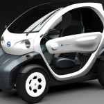 Nissan Electric New Mobility Concept EV (video)