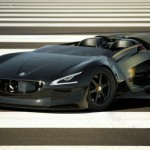 Peugeot Electric ex1 Concept Car to Celebrate 200th Ann...
