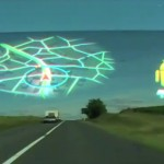 Pioneer Network Vision Head Up Display (video)