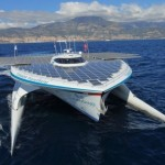 PlanetSolar-Worl's Largest Solar powered Catamaran