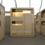 SleepBox Mini Hotel Rooms