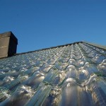 SolTech Energy's solar glass roof tiles, will heat your...
