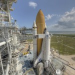 Space Shuttle panoramic (click and drag to explore the ...