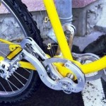 StringBike Uses Wires Rather Than Chains (video)