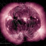 Sun's Magnetic Map