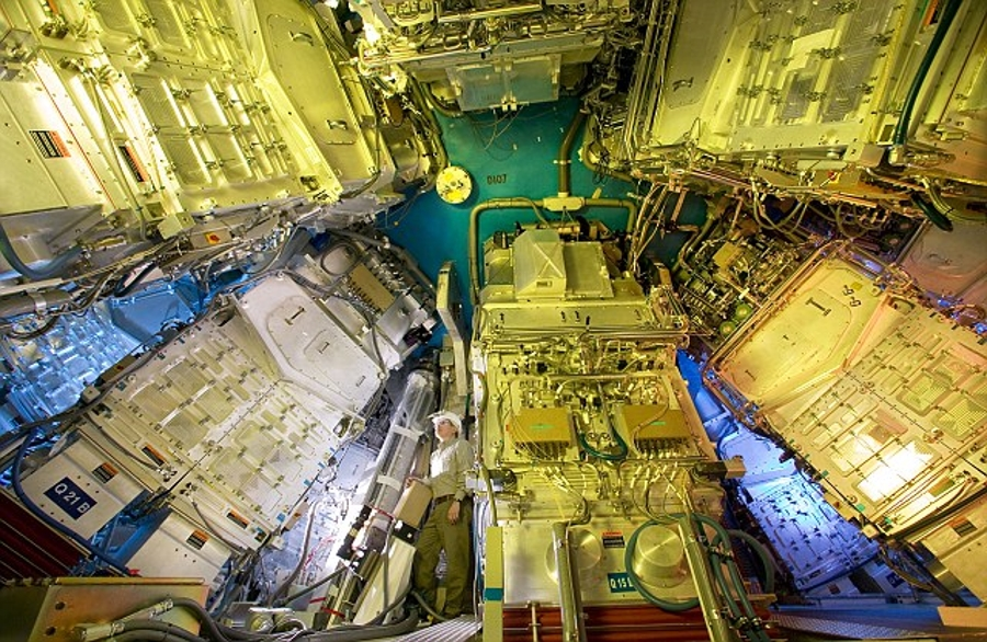 Fusion: the superlab where scientists are creating a star