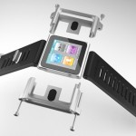 TikTok transform the iPod Nano into a multi-touch watch...