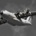 Airbus Military A400M is built for flexibility