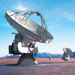 Atacama Large Millimeter Array in the Chilean Andes