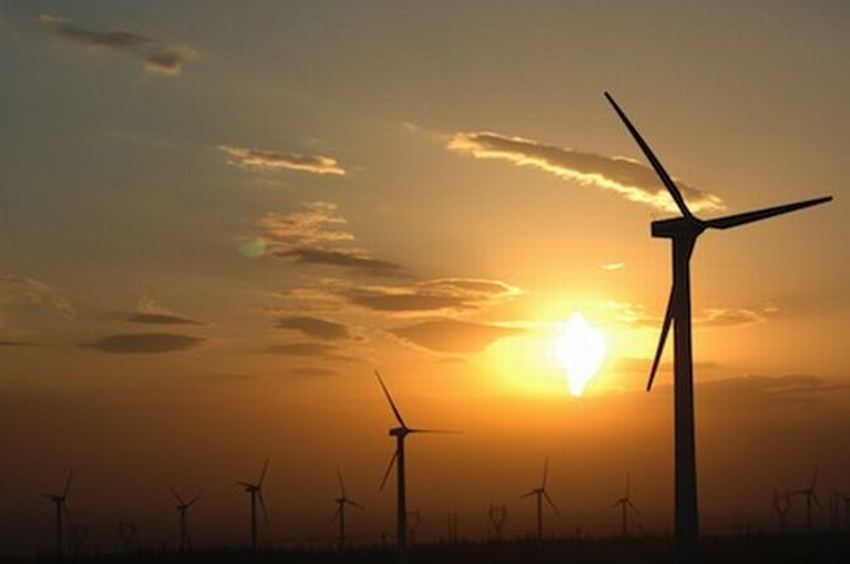 China renewable electric power