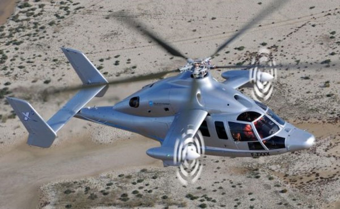 Eurocopter X3 c