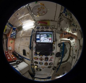 Inside of Space Station2
