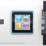 Frontal Concepts iPod nano watch strap