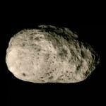 Hyperion Moon of Saturn, Flyby