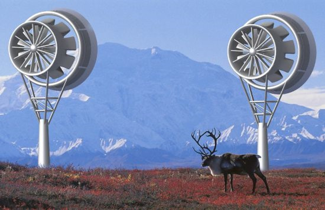 Innovative wind turbine