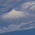 Kamchatka's Volcano from Orbit