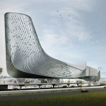 Kaohsiung Port Terminal, Taiwan- Winning Design