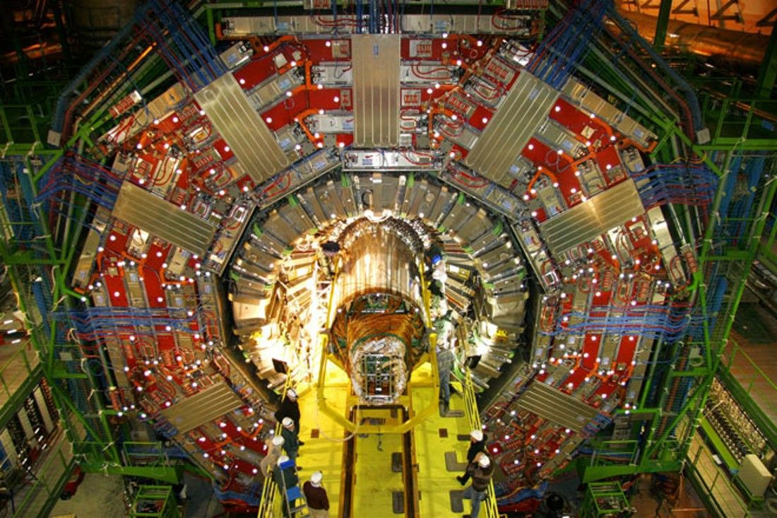 Canada to invest $12M in deep-freeze modules for CERN's Large Hadron Collider