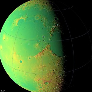 LRO Map of the Moon2