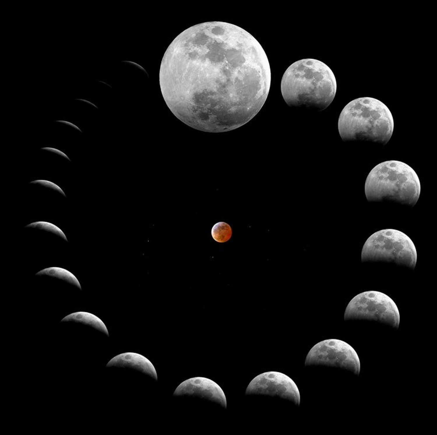 blood moon phase tonight - photo #37