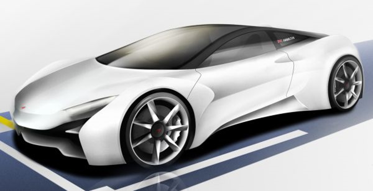 Mclaren Sports Car Concept Wordlesstech