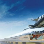 NASA proposes a Rail Gun and a Scramjet to fire Spacecr...