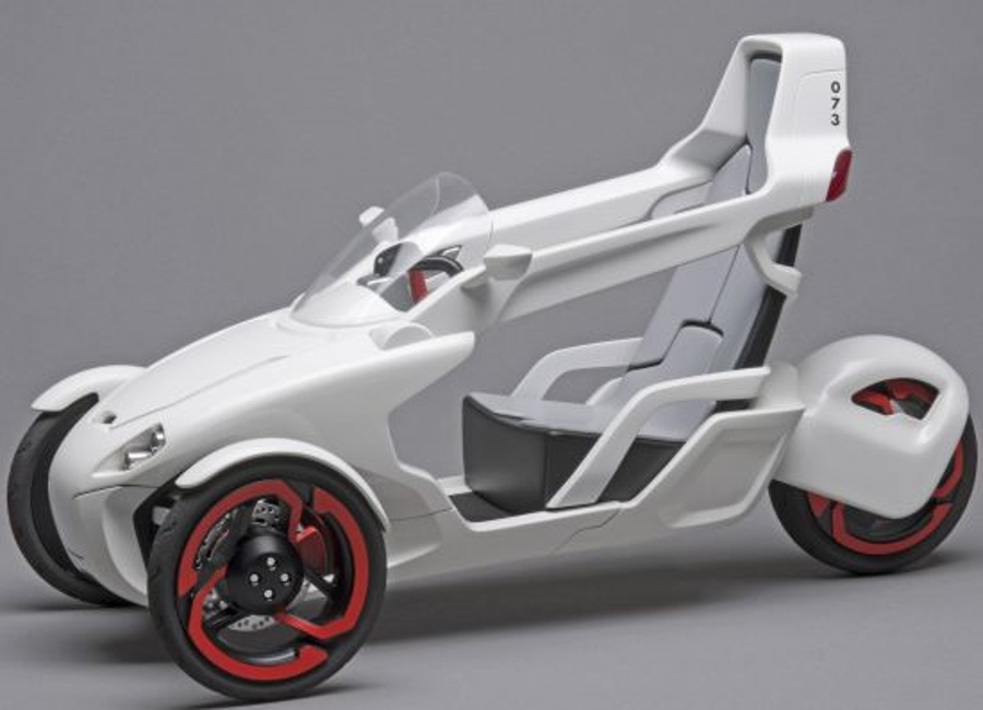 Pite Concept Electric Trike Wordlesstech