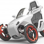PITE concept electric trike