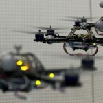 Quadrocopters Playing with Ping-Pong Ball