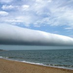 Roll Cloud Over Uruguay