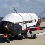 Secret X-37B Robot Spaceship returns after Seven months