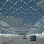 Serpents in Paradise- Freeways with Solar Panels